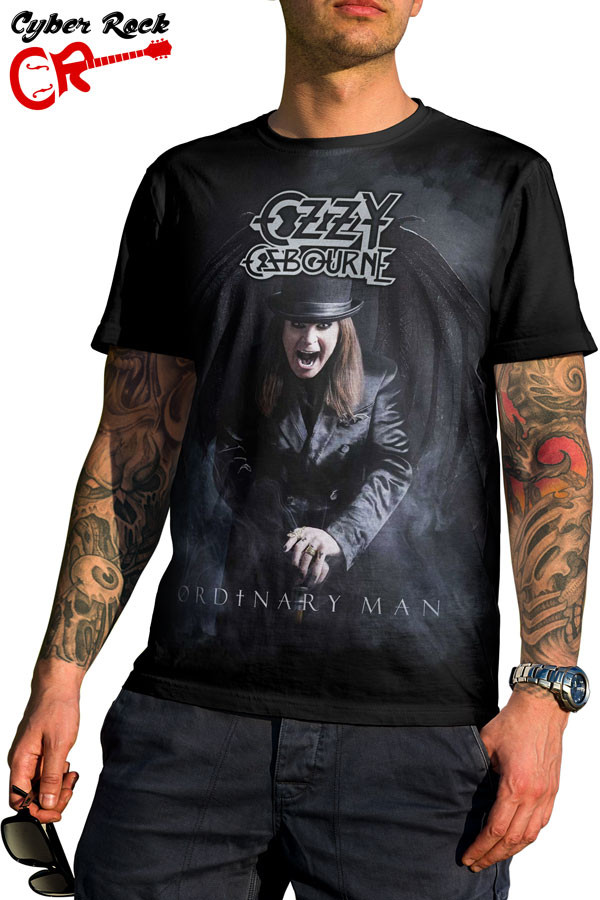 Camiseta Ozzy Osbourne Ordinary Man