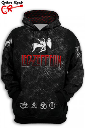 Blusa Moletom Led Zeppelin Swan Song