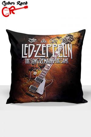 Almofada Banda Led Zeppelin Remains