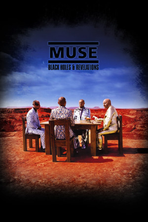 Blusinha Muse Black Holes and Revelations