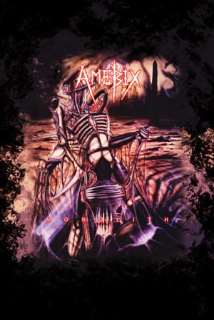 Camiseta Amebix Monolith