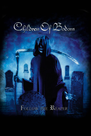 Blusinha Children of Bodom Follow the Reaper