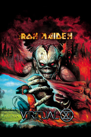 Regata Iron Maiden Virtual