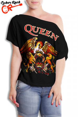 Blusinha Queen logo