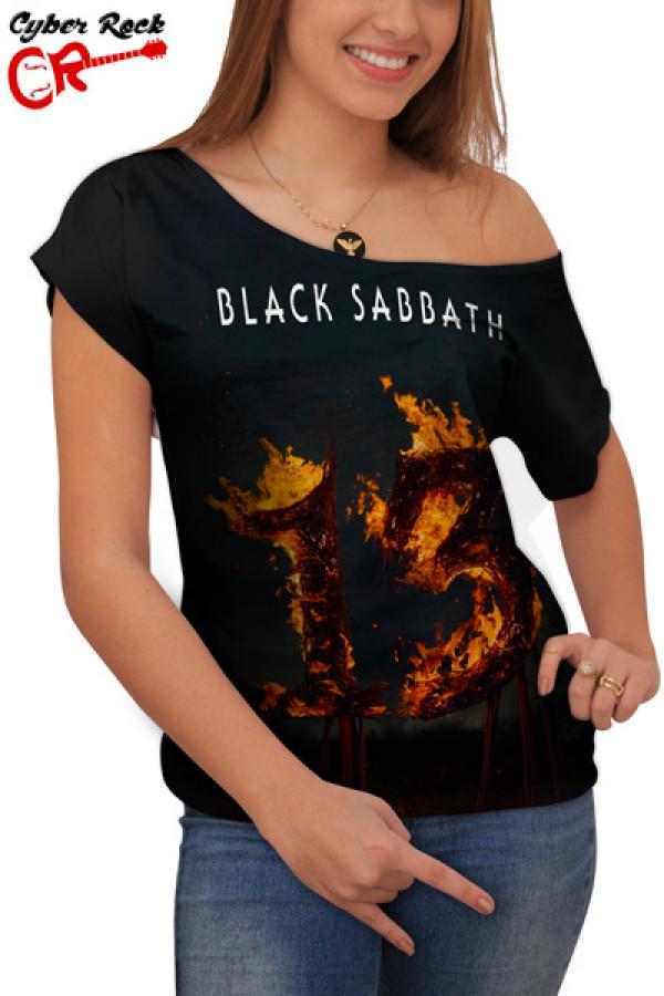 Blusinha Black Sabbath 13