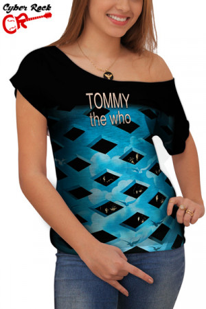 Blusinha The Who Tommy