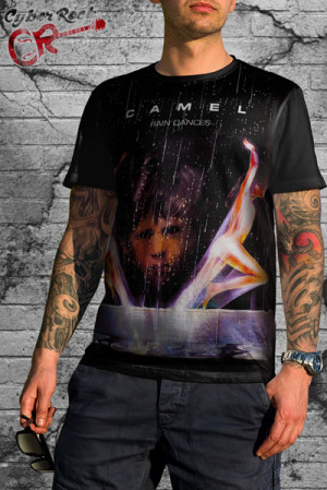Camiseta Camel Rain Dances