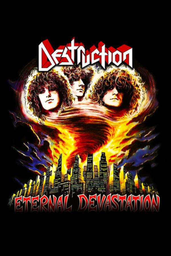 Blusinha Destruction Eternal Devastation