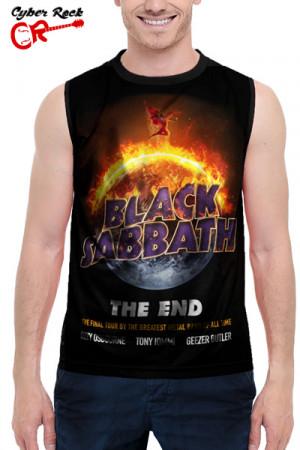 Regata Black Sabbath The End Tour