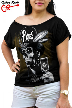 Blusinha Pixies