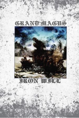Camiseta Grand Magus  Iron Will