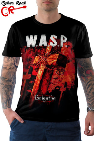 Camiseta Wasp Golgotha