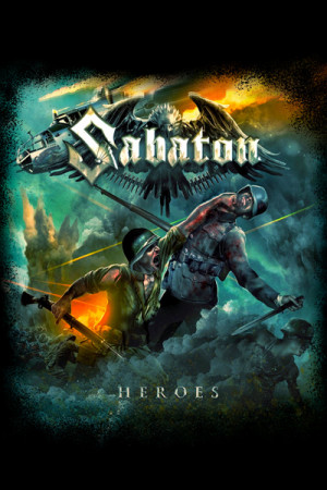 Camiseta Sabaton Heroes