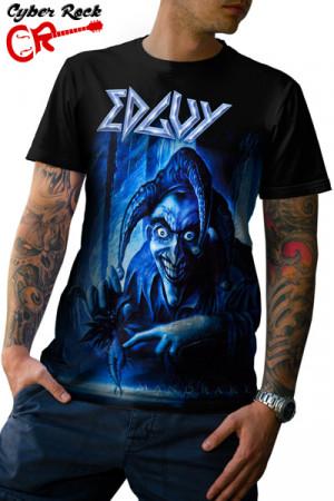 Camiseta Edguy Mandrake