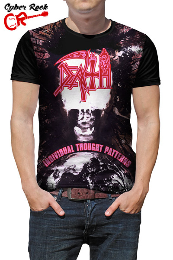 Camiseta Death Individual Thought Patterns