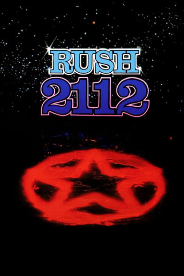 Camiseta Rush - 2112