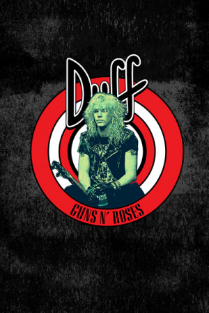 Camiseta Rock Beer Duff Guns n Roses