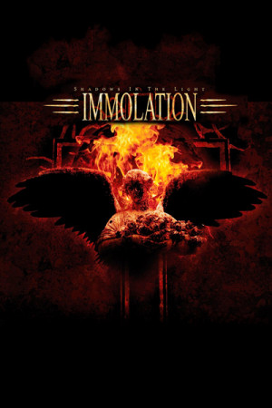 Camiseta Immolation Shadows In The Light