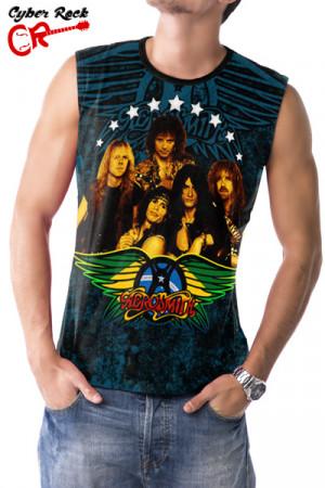 Regata Aerosmith Rock n' Rio