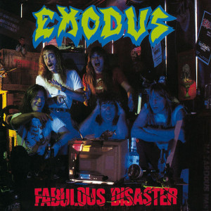 CD Exodus – Fabulous Disaster