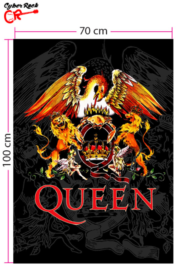 Bandeira Queen
