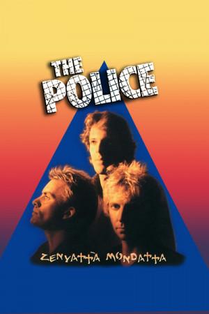 Camiseta The Police Zenyatta Mondatta