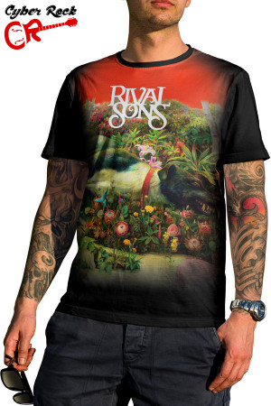 Camiseta  Rival Sons Feral Roots