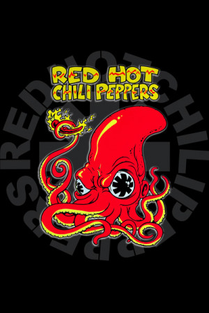 Regata Red Hot Chili Peppers