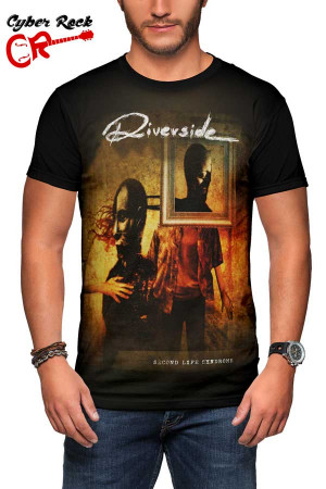Camiseta Riverside Second Life Syndrome