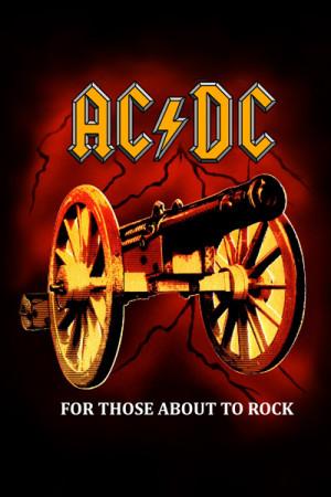 Regata AC/DC About To Rock