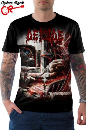 Camiseta Deicide Overtures Of Blasphemy