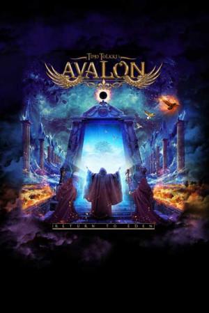 Camiseta Timo Tolkki Avalon Return to Eden