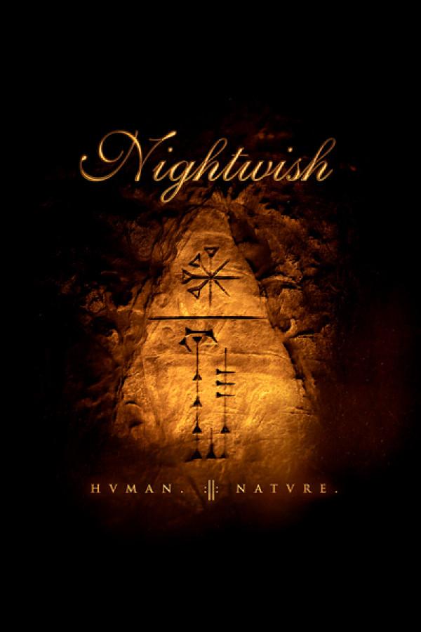 Camiseta Nightwish Hvman Natvre
