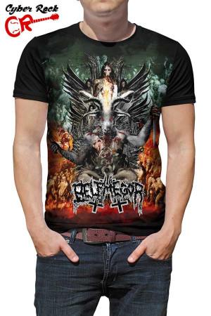 Camiseta Belphegor Walpurgis Rites - Hexenwahn
