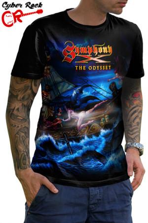 Camiseta Symphony X The Odyssey