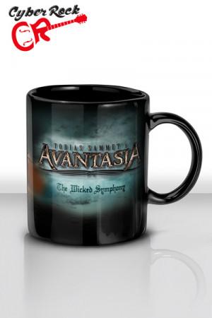 Caneca Avantasia the Wicked Symphony