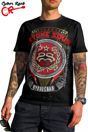 Camiseta Stone Sour Hydrograd