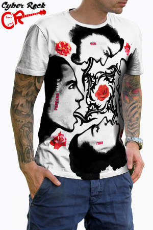 Camiseta Red Hot Chilli Peppers Blood Sugar Sex Magik