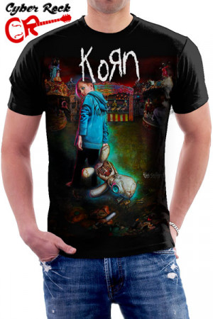 Camiseta Korn - The Serenity of Suffering