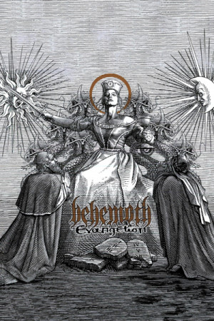 Camiseta Behemoth Evangelion