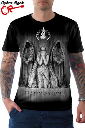 Camiseta Lacrimosa Testimonium