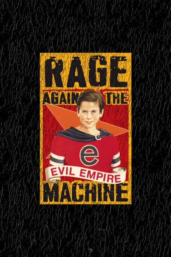 Camiseta Rage Against the Machine Evil Empire