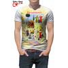 Camiseta Renaissance Scheherazade and Other Stories Branca