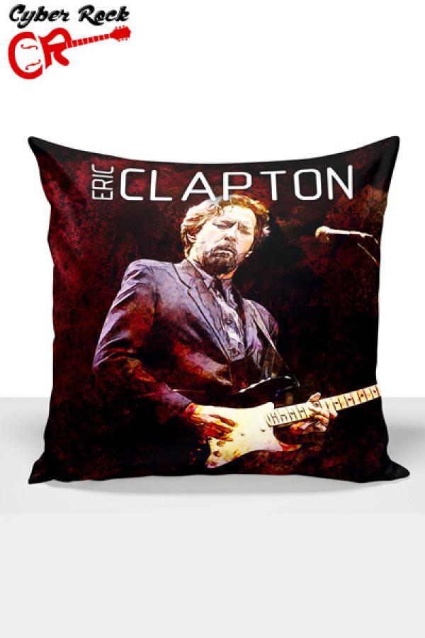 Capa Almofada Eric Clapton