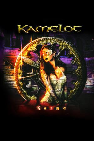 Camiseta Kamelot Karma