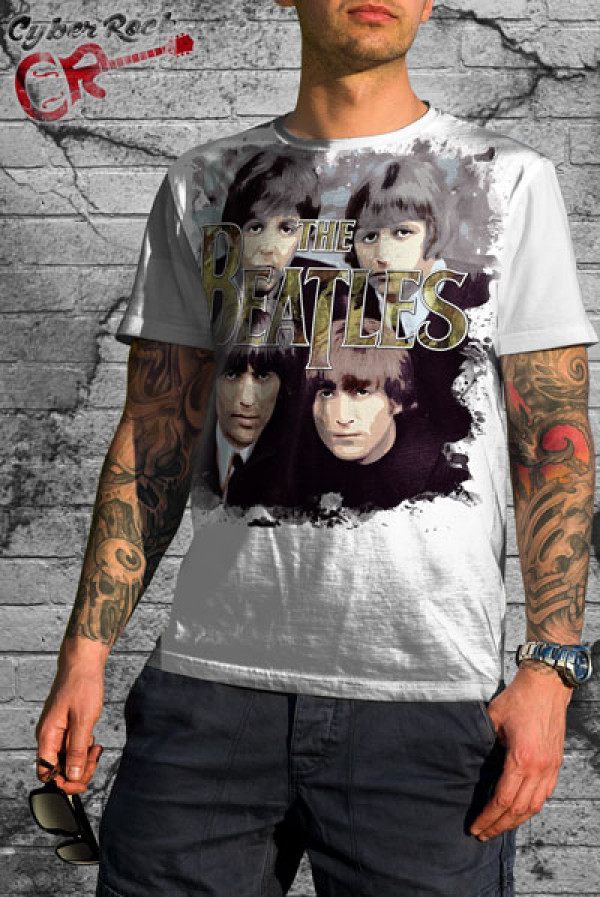 camiseta-the-beatles-arte