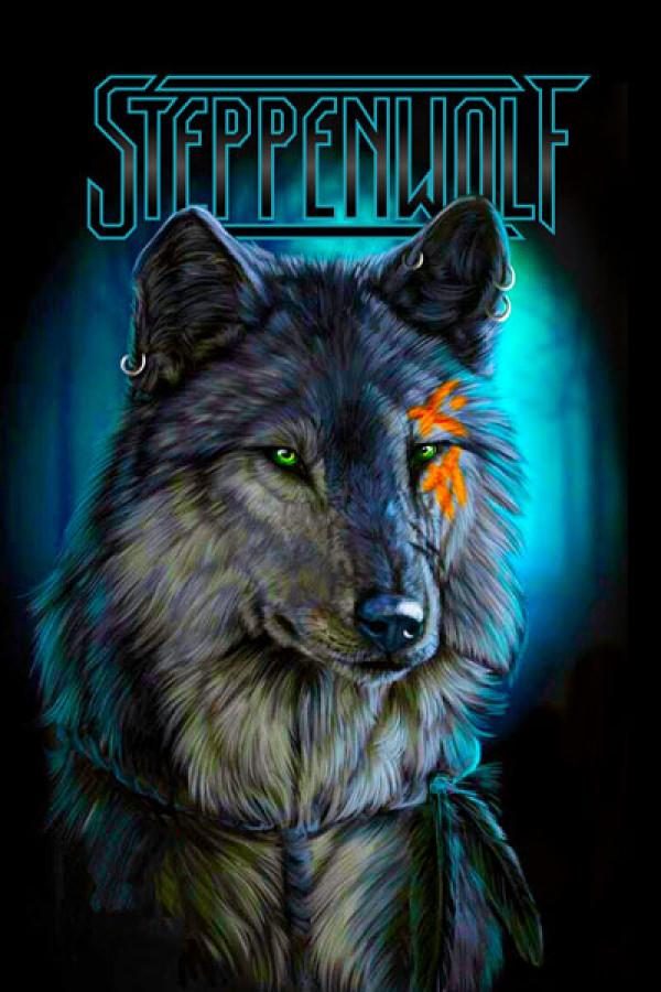 Blusinha Steppewolf