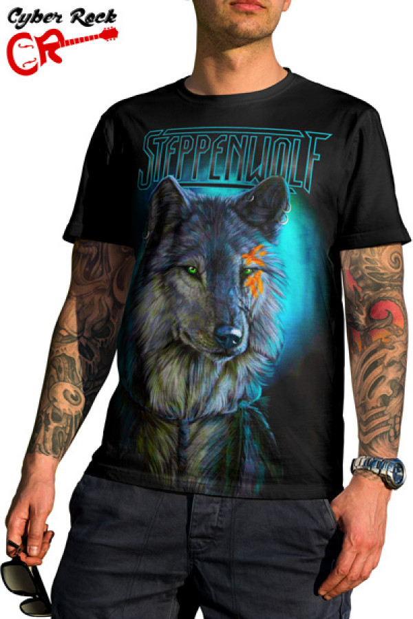 Camiseta Steppenwolf