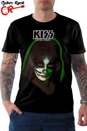 Camiseta Kiss  Peter Criss
