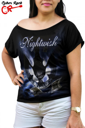 Blusinha Nightwish Dark Passion Play